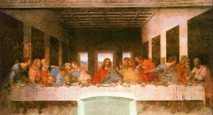 Het laatste avondmaal, Da Vinci