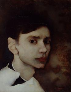 Mankes_Zelfportret_1912